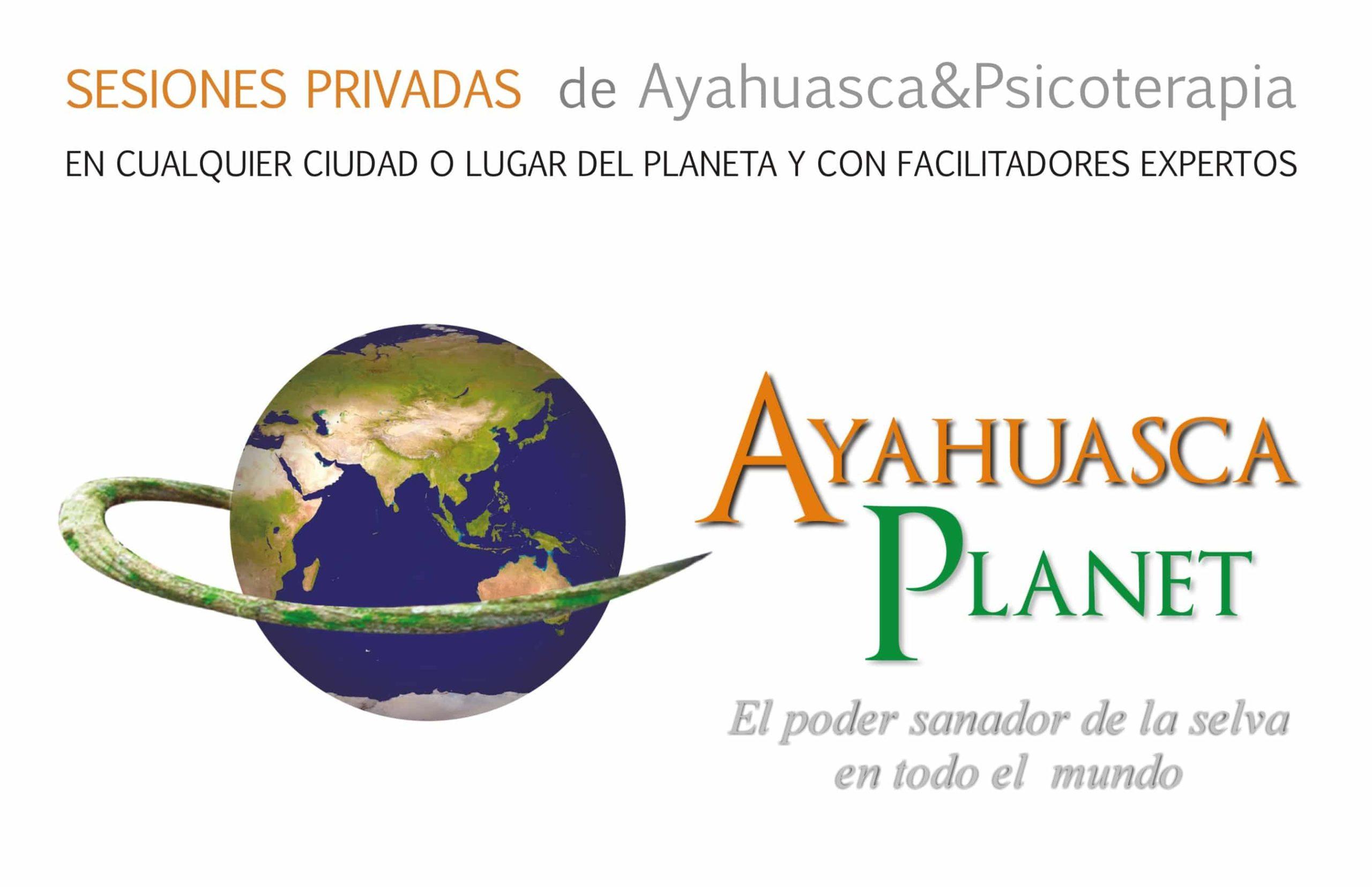 ayahuasca planet sesiones privadas